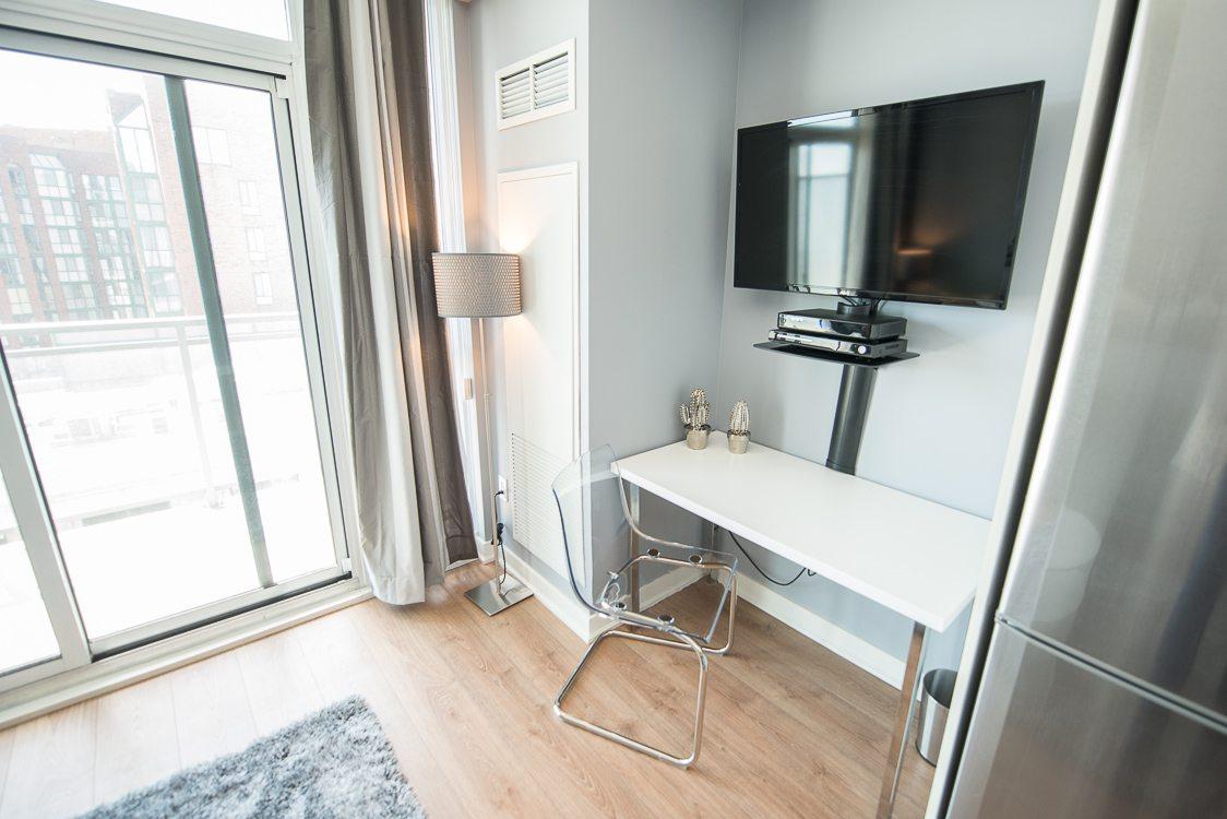 Toronto King West B furnished apartment