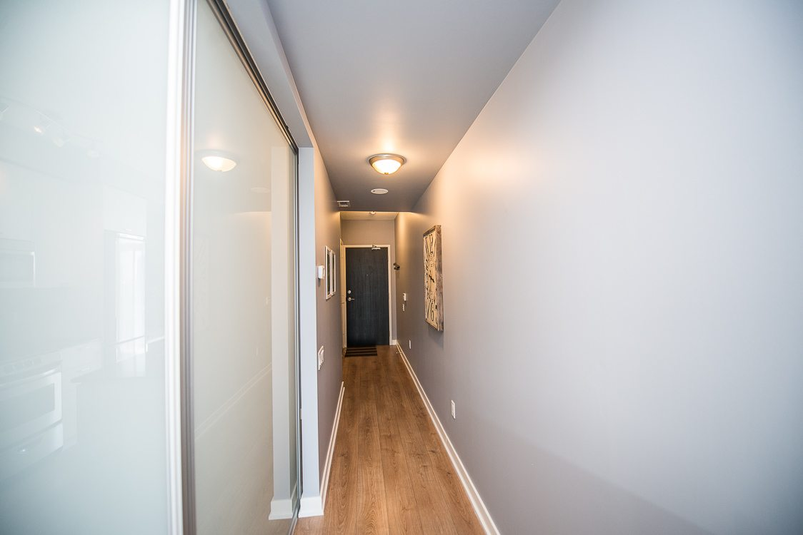 front hallway furnished apartment toronto on king west