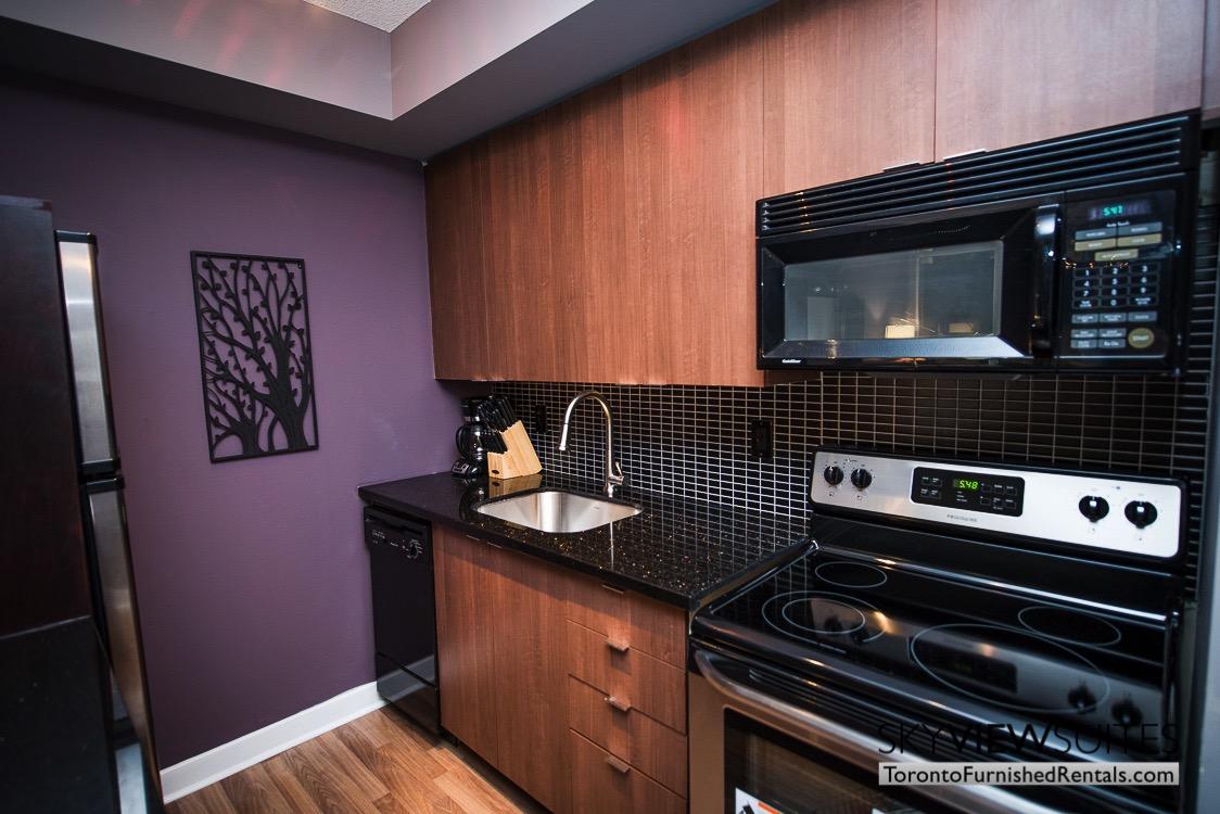 Furnished Als The Urban Toronto Kitchen