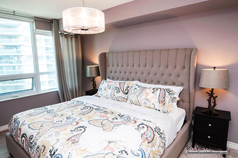 short-term-rentals-toronto-living-bedroom-entertainment-district