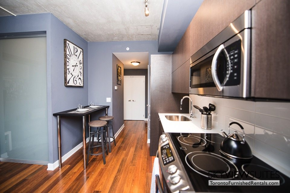 furnished-apartments-kitchen-fashion-district