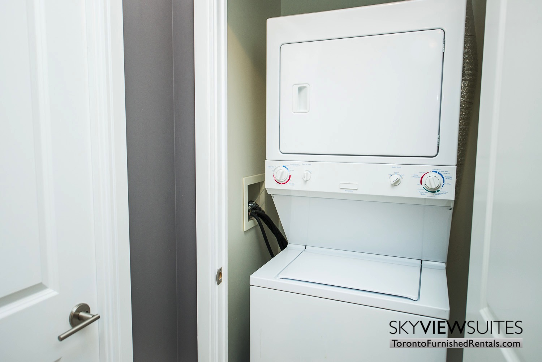 washing machine corporate rentals Yorkville toronto