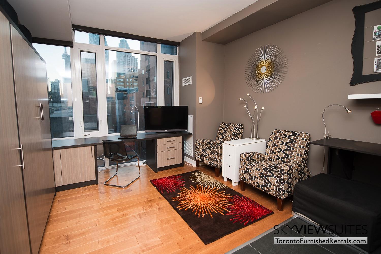 Market Street Toronto corporate rentals toronto chair desk