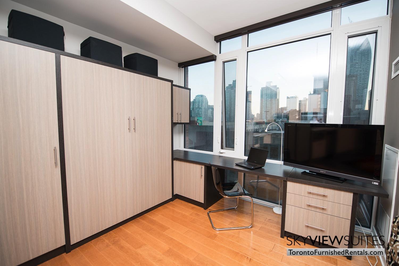 Market Street Toronto corporate rentals toronto computer desk