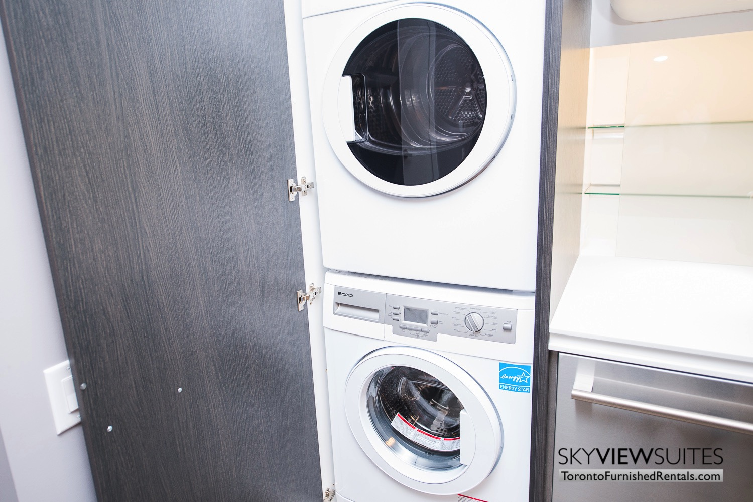 corporate rentals Icon toronto washer dryer