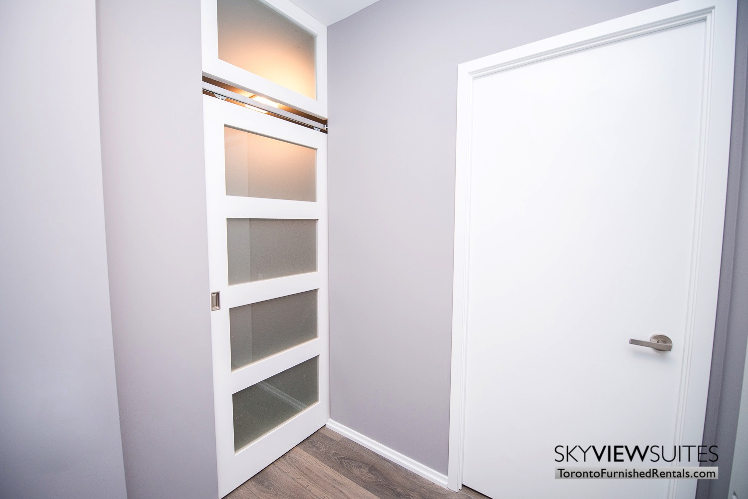 corporate rentals Yorkville toronto closet