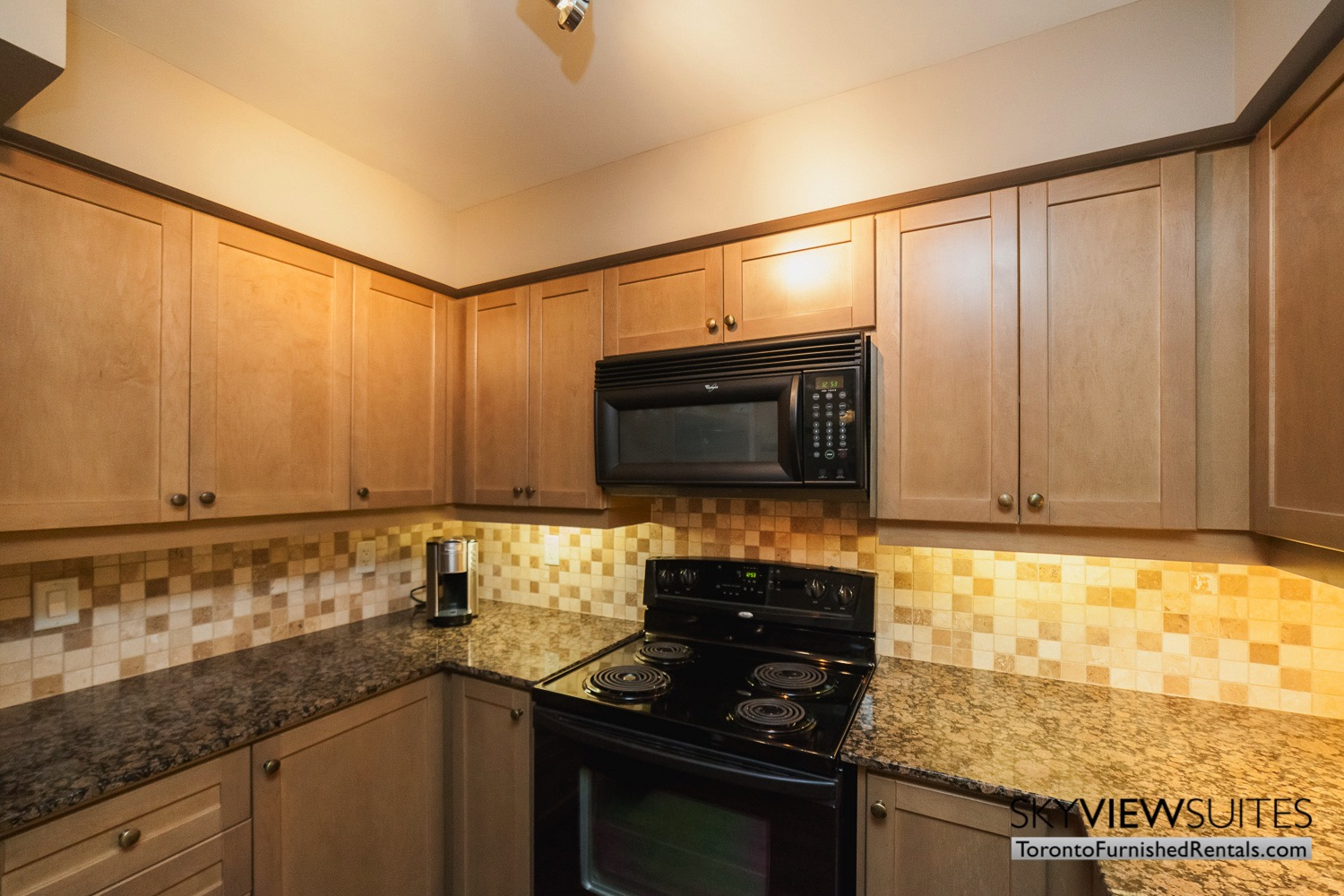 sshort-term-rentals-toronto-kitchen-entertainment-district