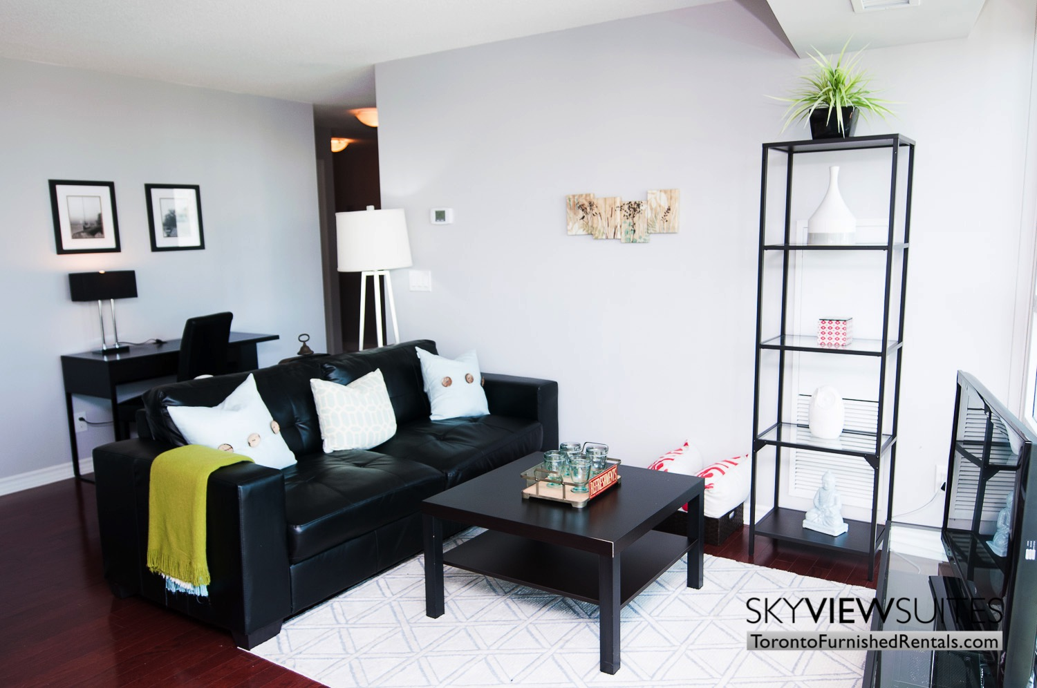 Grand Trunk B - 2 Bedroom Furnished Apartment