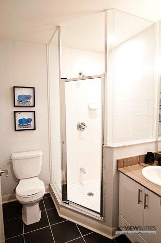 LTD corporate rentals toronto shower