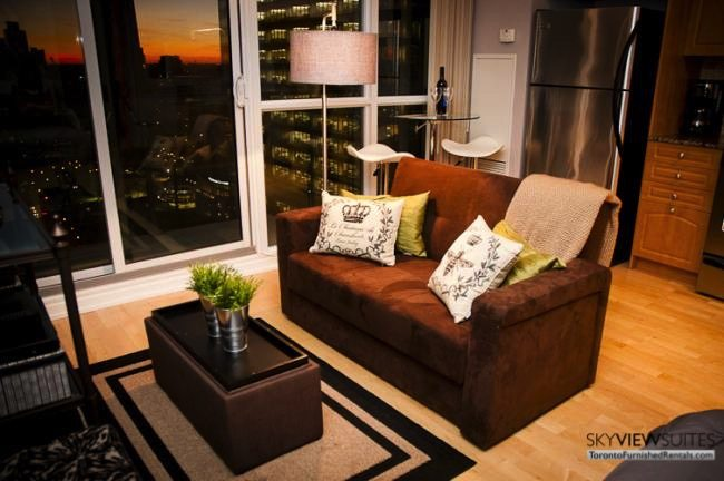 Maple Leaf Square B Bachelor Furnished Apartment