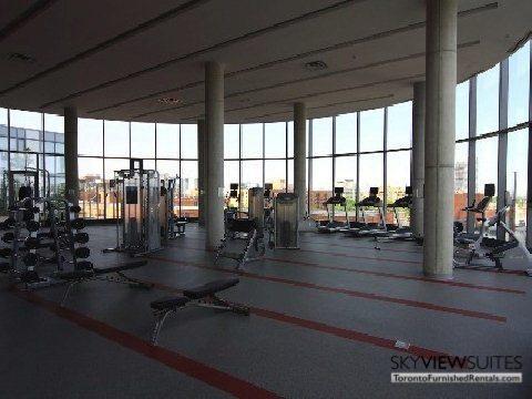 Market Street Toronto corporate rentals toronto fitness centre