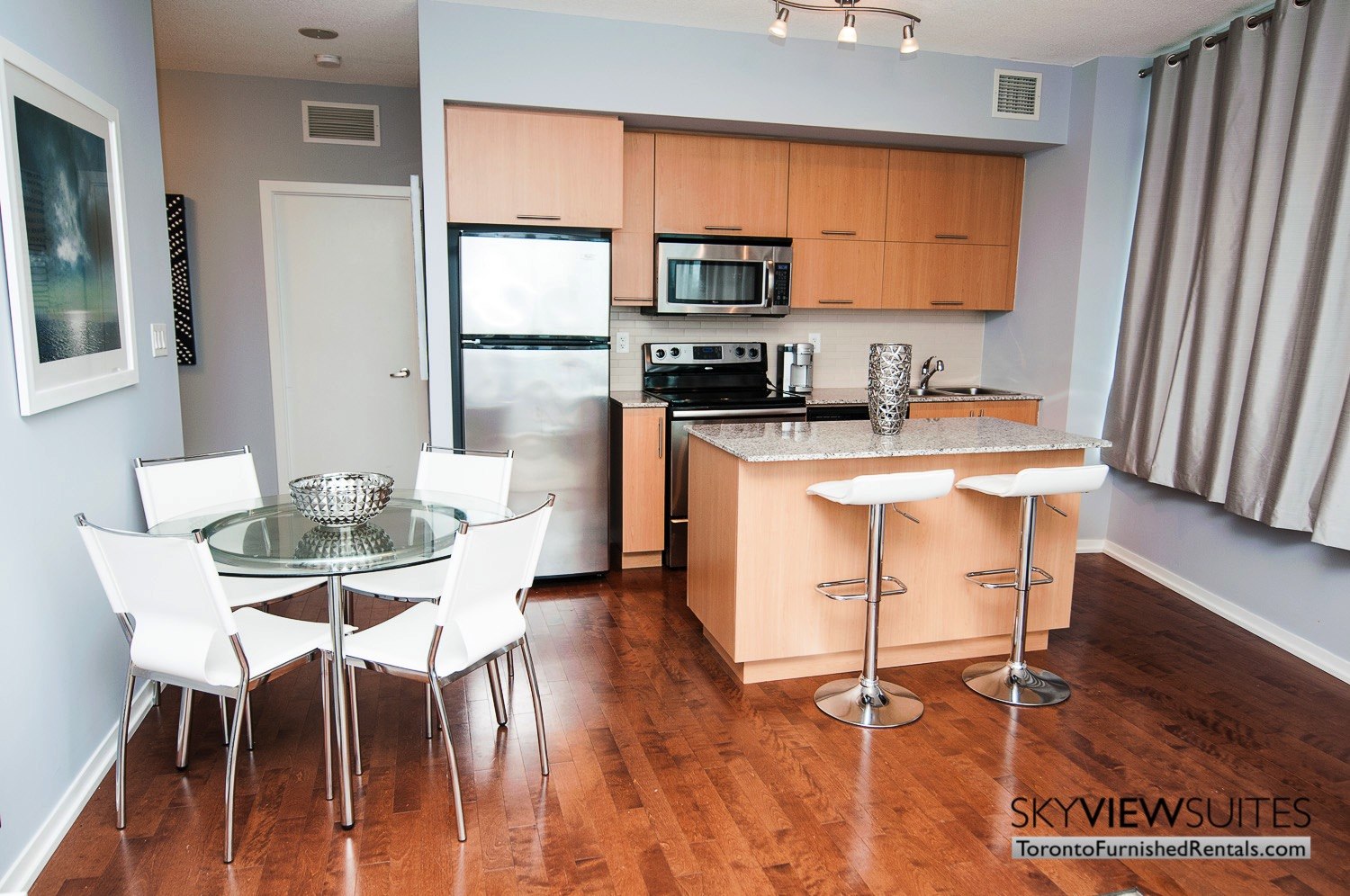 Boutique Condos 1 Bedroom Furnished Apartment