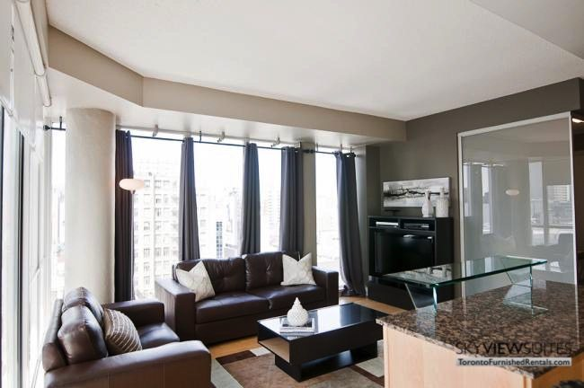 Short term rentals toronto furnished apartments