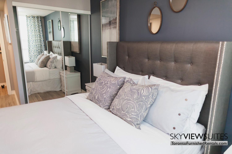 short-term-rentals-toronto-bedroom-financial-district
