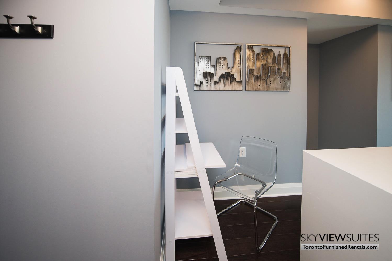 furnished apartments toronto Varsity office
