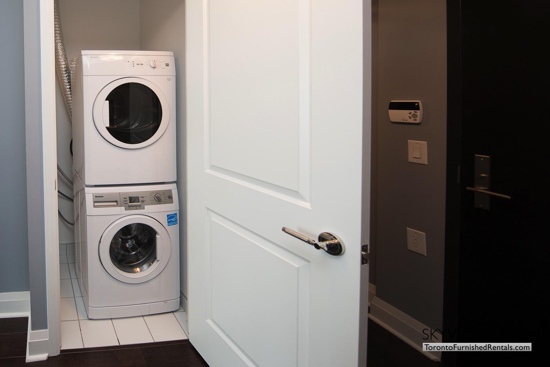 washing machine furnished apartments toronto Varsity