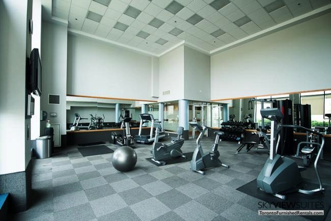 furnished rentals toronto lakeshore west fitness centre