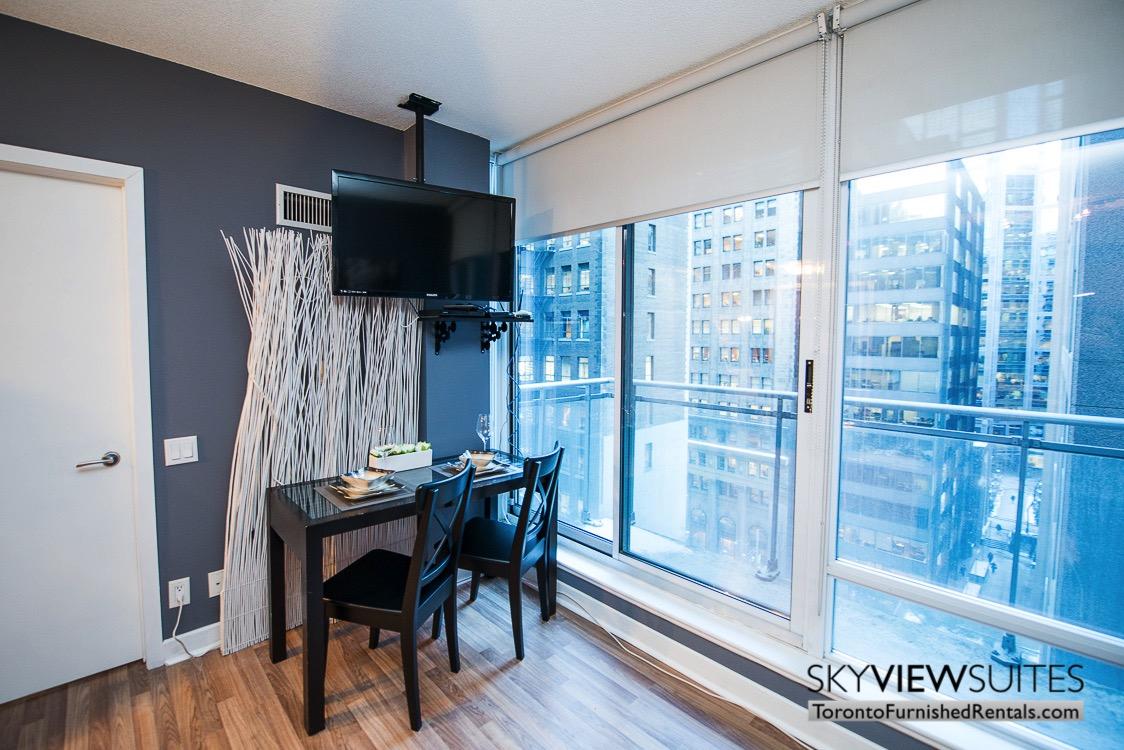 furnished suites toronto Colborne Street office