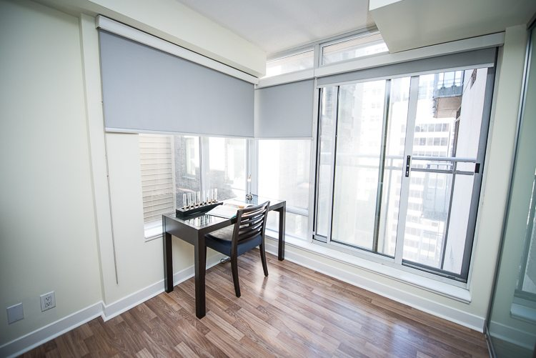 8 Colborne Street executive rentals toronto table