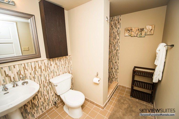 serviced apartments toronto marina del ray bathroom