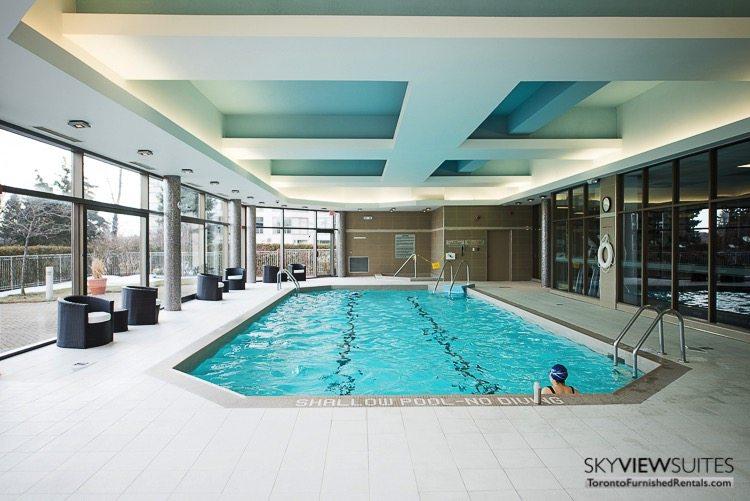 serviced apartments toronto marina del ray pool