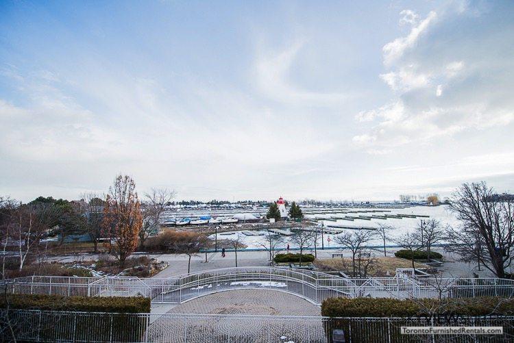 serviced apartments toronto marina del ray view