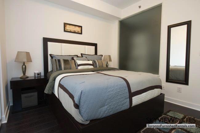 furnished apartments toronto portland bedroom