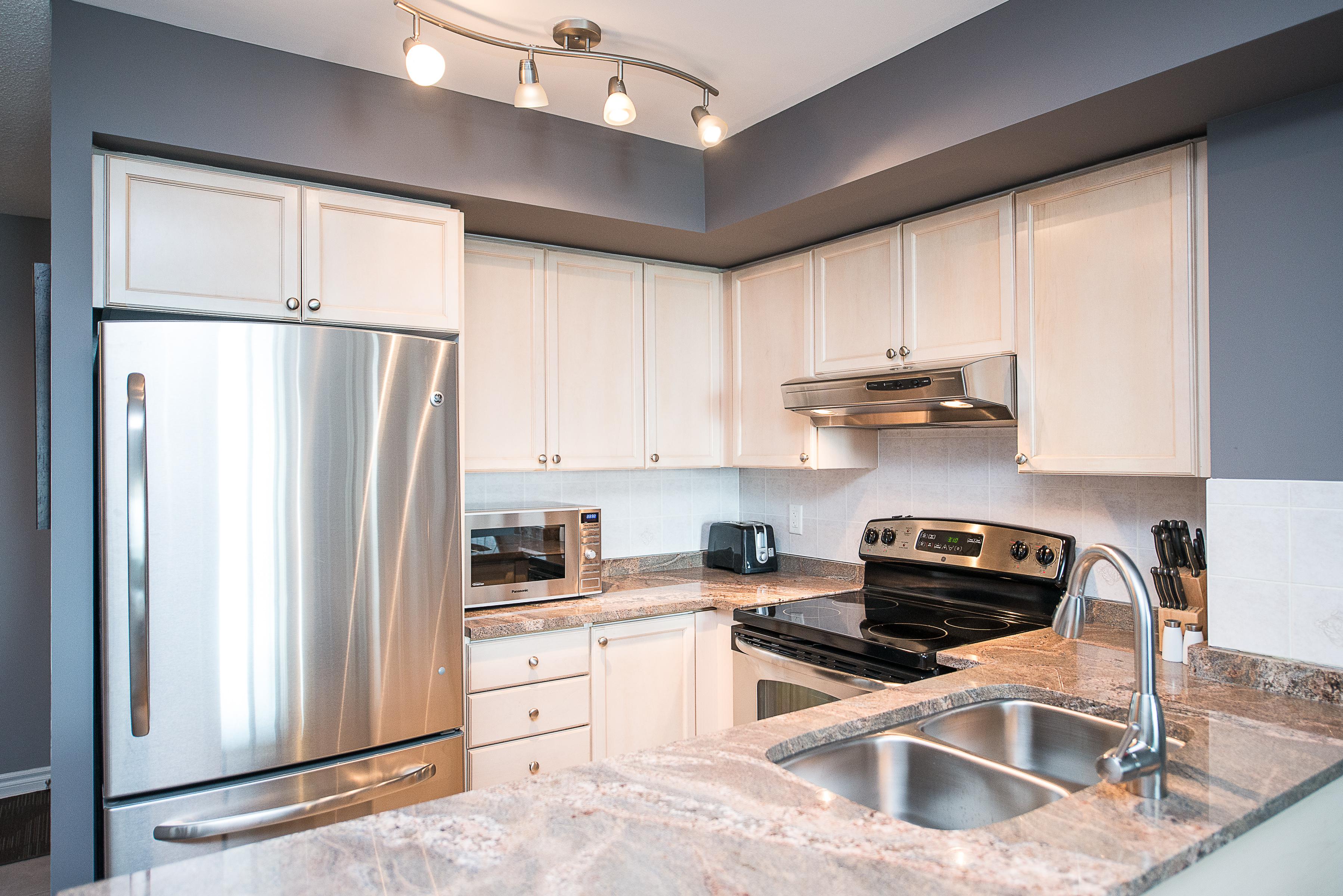 short term rentals toronto the empire kitchen