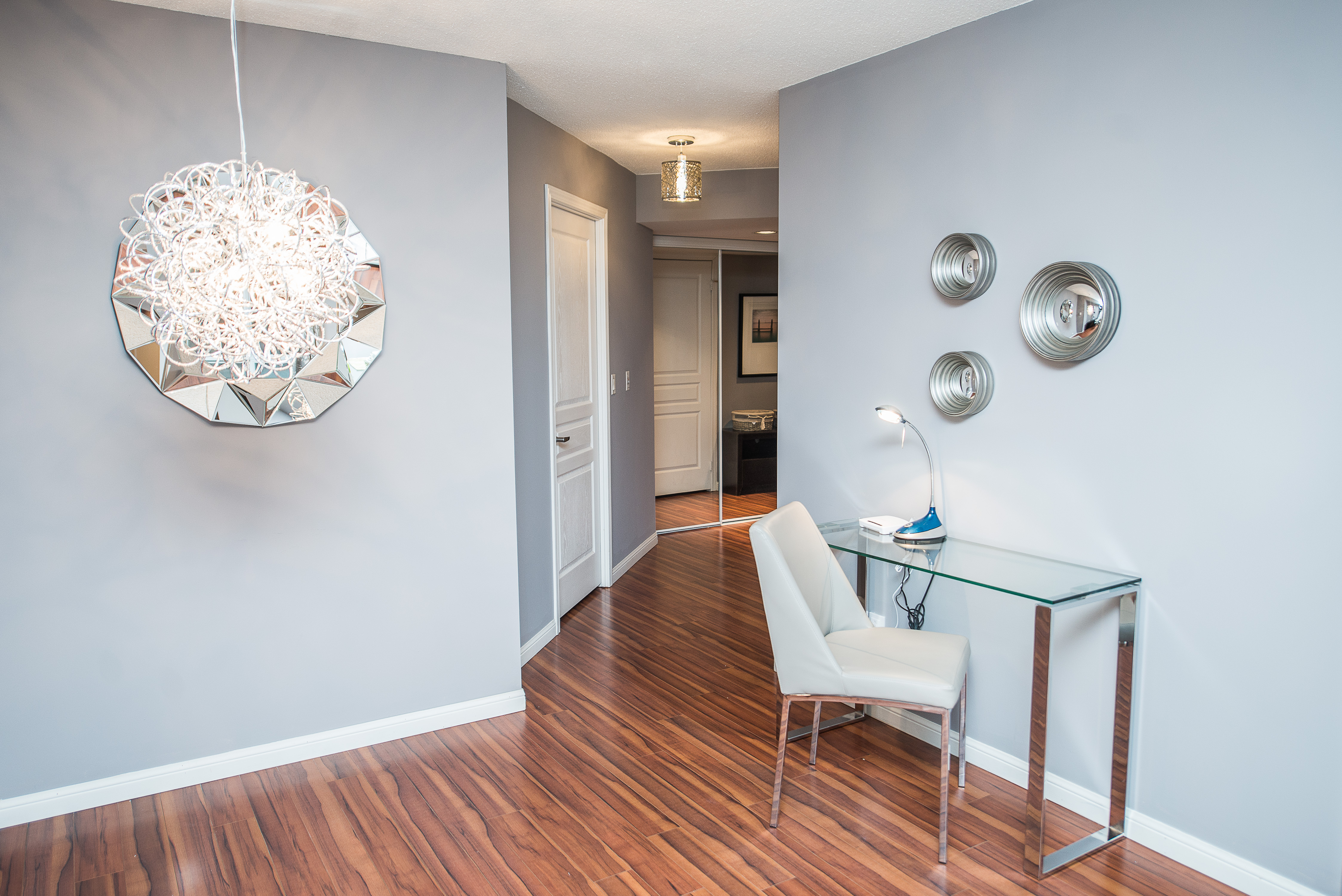 serviced apartments toronto financial district living room table and desk
