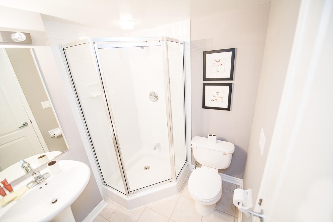 short term rentals toronto the empire bathroom with shower