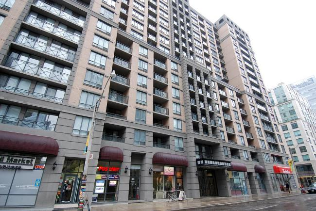 furnished apartments toronto university plaza building