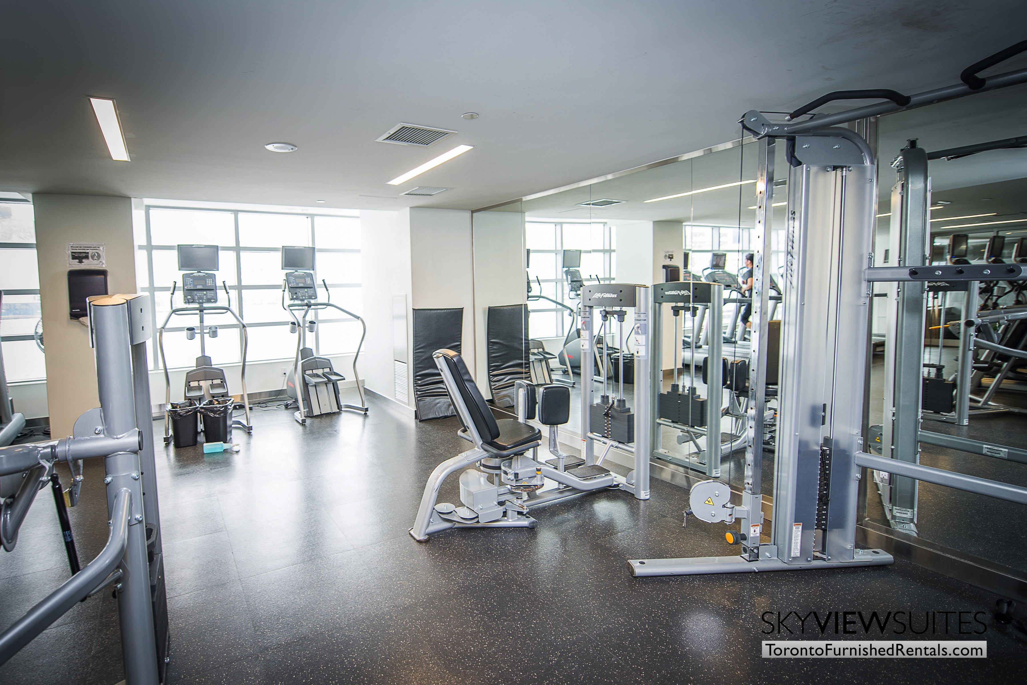 furnished apartments toronto parade fitness centre