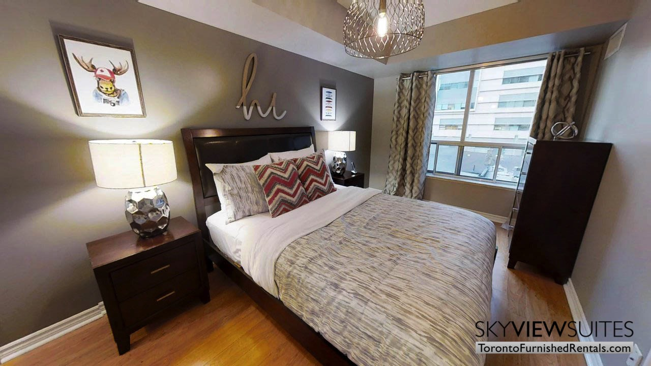 furnished rentals toronto simcoe and richmond bedroom