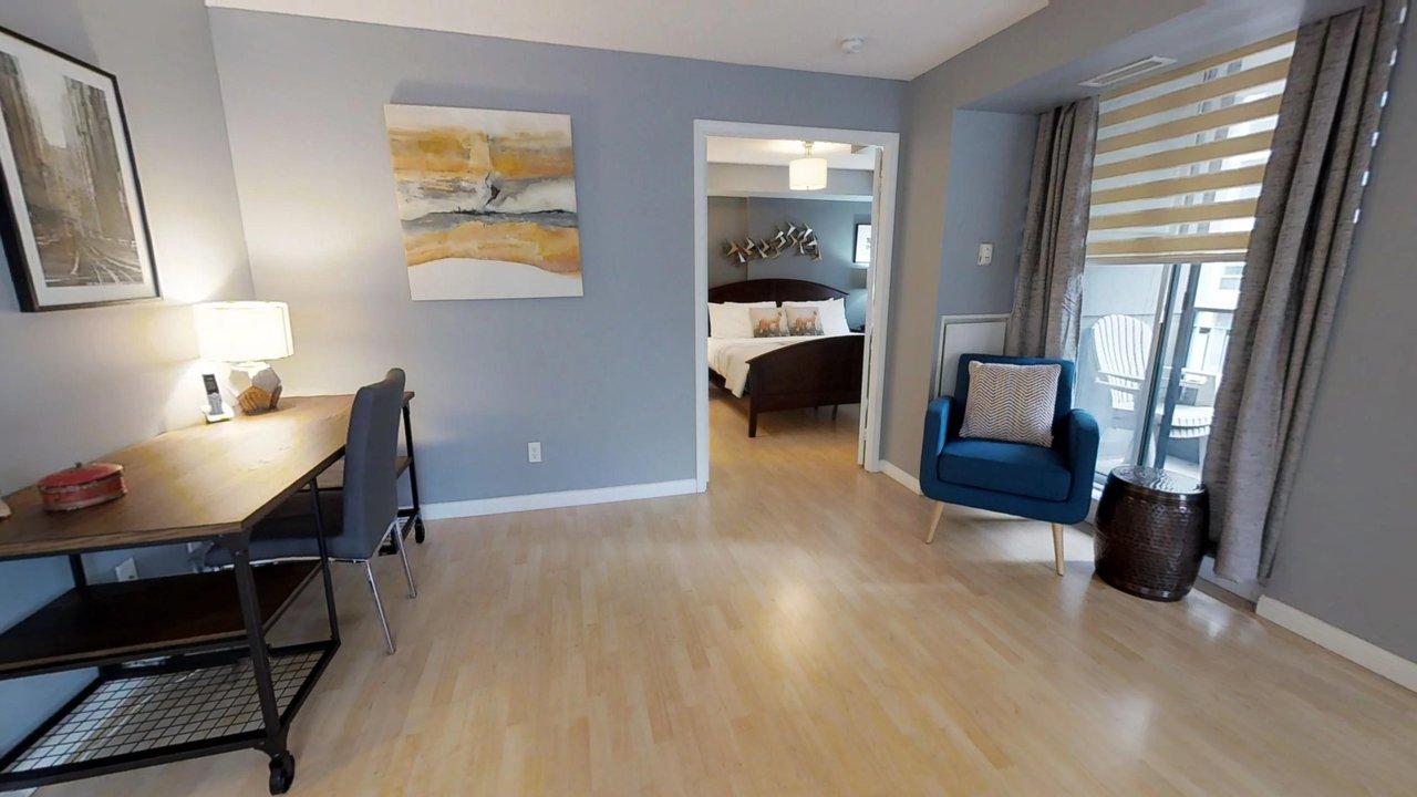 University Plaza E Spacious Two Bedroom Apartment