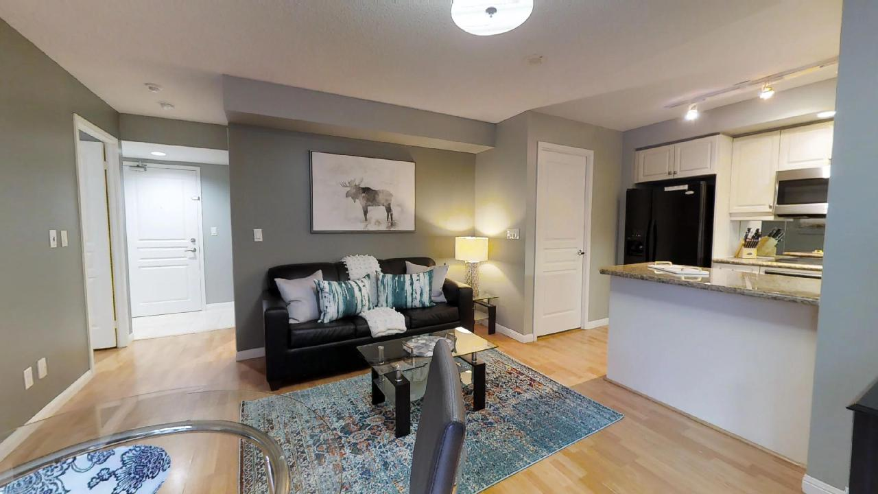 living room toronto furnished apartment