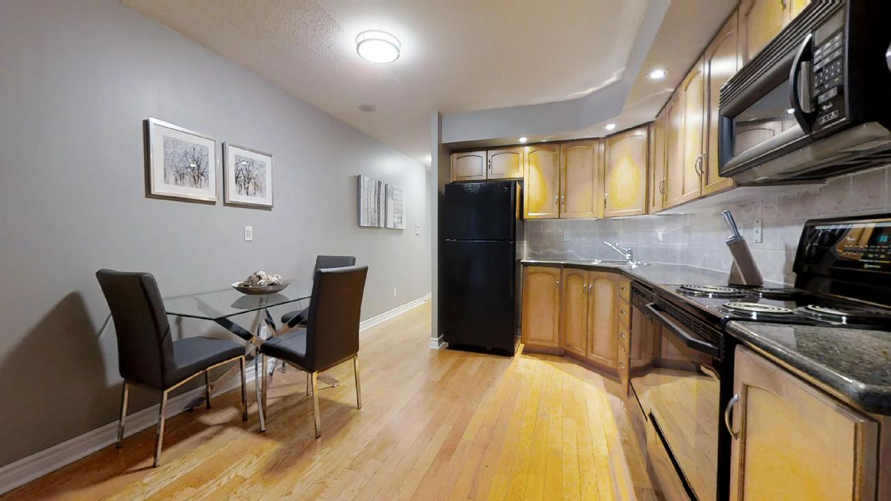 Toronto furnished apartment in entertainment district toronto