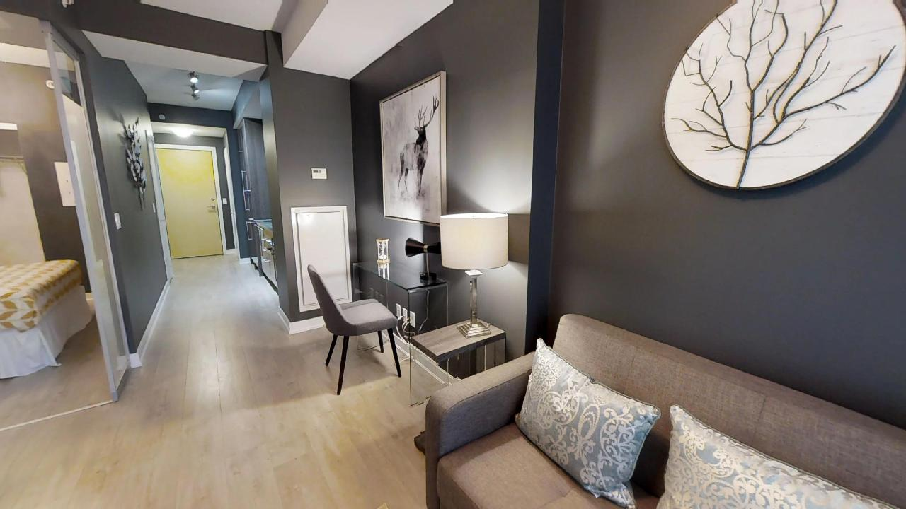 Studio B One Bedroom Toronto Furnished Apartment