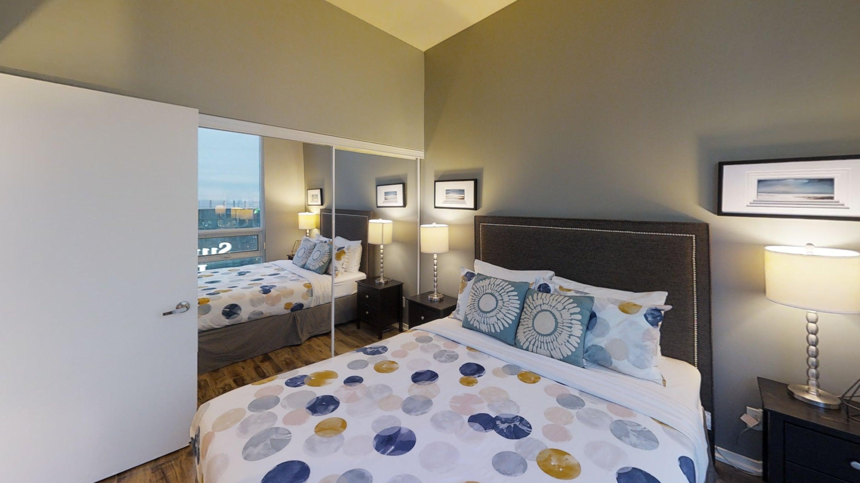 MLS U- 1 Bedroom + Den Fully Furnished Apartment at York ...